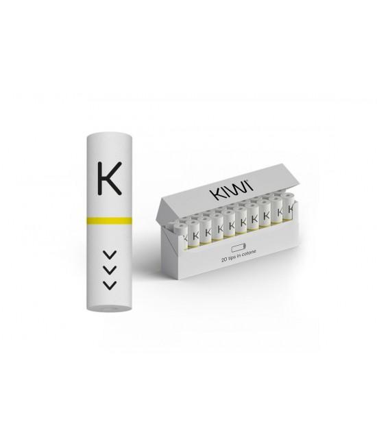 Filtros Algodão KIWI (Pack 20 unidades)